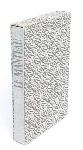 Внешний вид книги Гоголя Шинель с иллюстрациями Ларса Боб 1961